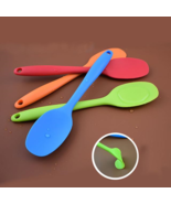Silicone Kitchen Bakeware Utencil Spoons And Scoop - $18.98