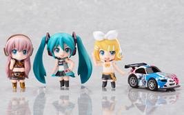 Nendoroid Petite Vocaloid RQ Set White Ver Action Figure NEW! - $64.99