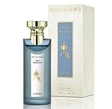 NEW Bvlgari Eau Parfumee Au The Bleu Eau de Cologne Spray 5 oz/ 150ml - $54.95