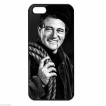 JOHN WAYNE THE LONG VOYAGE HOME Apple Iphone Case 4/4s 5/5s 5c 6 Plus 6s... - $8.46