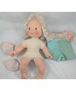 "Kenner Strawberry Shortcake Angel Cake Doll 13"" 1982 - $17.23"