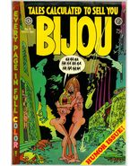 Bijou #8 Kitchen sink 1973, 2nd print, underground comix, In 4 Color - $9.80