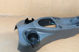 03 Ford Focus Svt St170 Center Console Shifter Surround & Cup Holders image 2