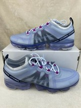 Nike Air VaporMax 2019 Football Grey Obsidian Max AR6632-023 Wmns Sz 11 - $128.65
