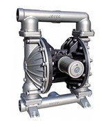 Double Diaphragm Teflon Air Pump PII.100S Chemical Industrial Stainless ... - $1,638.45