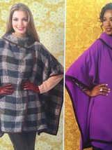Kwik Sew Sewing Pattern 4031 Ladies Misses Wraps Size XS-XL New - $14.85