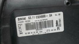 08-11 BMW E82 E88 128i 135i Halogen Headlight Lamps Set L&R image 5