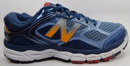 New Balance 860 v6 Men's Running Shoes Size US 8 M (D) EU 41.5 Blue M860BW6