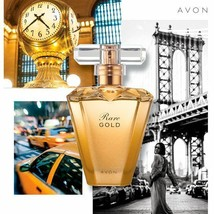 AVON Rare Gold 1.7 Fluid Ounces Eau De Parfum Spray - $23.73