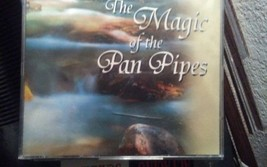 The Magic of the Pan Pipes 4 CD  - $23.38