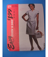 Easy McCALLS Stitch and Save  5914 Pattern - $4.95