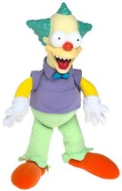 The Simpsons Bart Simpson's GOOD / EVIL KRUSTY THE CLOWN Talking Doll as... - $242.55