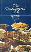 """""""The International Cook"""" Cook Book, Campbell Soup Company 19 - $7.99"""