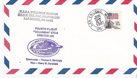 FOURTH FLIGHT COLUMBIA STS-4 ORBITER 102 LAS CRUCES NM JUN 27 1982 - $1.98