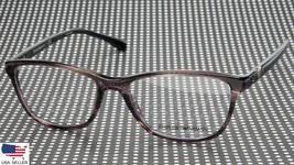 New Emporio Armani Ea 3099 5552 Acquerello Violet Eyeglasses Frame 52-16-140 B36 - $67.61