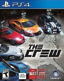 The Crew - PlayStation 4 Video Game [Used Good]
