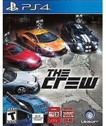 The Crew - PlayStation 4 Video Game [Used Good] - $16.99