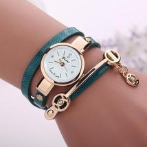 Relojes mujer 2019 Women Metal Strap Wristwatch Bracelet Quartz watch Wo... - $12.70+