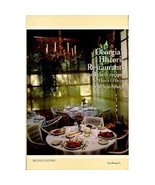 Georgia's Historic Restaurants (and their recipes) Cook Book - $7.95