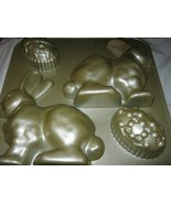 Nordic Ware Bunny And Easter Egg Cake Pan - $30.45