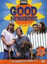 Good Neighbors: The Complete Series Seasons 1 2 3 [4 DVD Set] BBC TV Show - $44.44