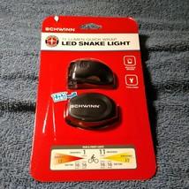 Schwinn Quick Wrap LED Light Set 11 Lumens. SW78242. Rear & Front. New &... - $13.86