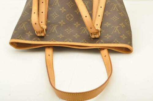 LOUIS VUITTON Monogram Bucket GM Shoulder Bag M42236 Auth 10719 **No Sticky image 6