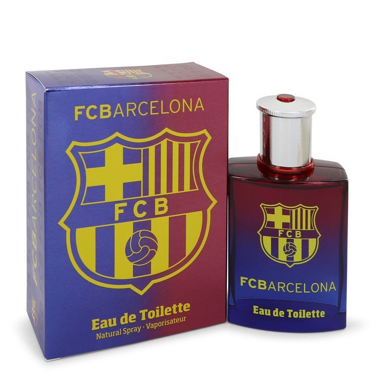 Primary image for FC Barcelona by Air Val International Eau De Toilette Spray 3.4 oz for Men