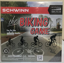 New SCHWINN The BIKING Board GAME - $11.39
