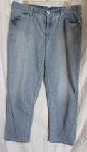 "Calvin Klein Jeans faded light blue Straight leg inseam 29"" waist 36"" - $15.00"