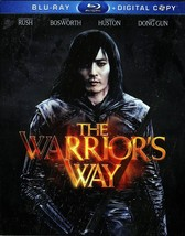 WARRIOR'S WAY 2 DISC BLU-RAY WITH DIGITAL COPY WITH SLIPCOVER - $9.95
