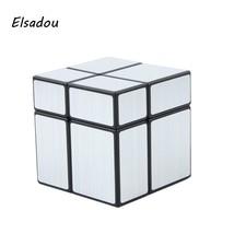 Elsadou 2 orders Silver Mirror Cube Fidget Toy - $11.60