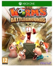 Worms Battlegrounds ( Xbox One)   - $22.76