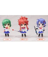 Nendoroid Petite: Ichiban Ushiro No Daimao Action Figure Set of 3 Brand NEW! - $54.99