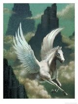 HAUNTED MALE Pegasus Power astral WEALTH LOVE wisdom grace inspiration peace - $17.94