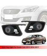 Spot Fog Light Lamp Kit For Suzuki Ciaz 2015 2016 2017 2018 - $99.73