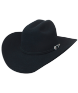 Bullhide True To The Game 10X Beaver Felt Cowboy Hat 3 Piece Buckle Set ... - €152,94 EUR