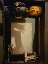 pawn stars gold and silver picture frame with bobblehead chumlee - $22.99