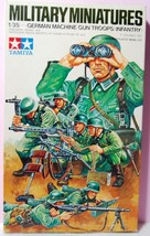 1/35 German Machine Gun troops (Infantry)  Kit No MM138 Series No. 129 - $6.75