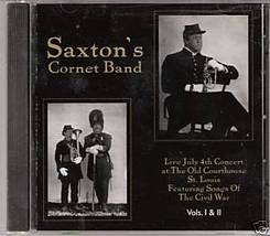 Saxton's Cornet Band: Live July 4th Concert St. Louis - $15.00