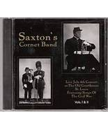 Saxton's Cornet Band: Live July 4th Concert St.... - $15.00