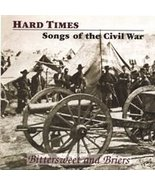 Hard Times: Songs of the Civil War - $15.00