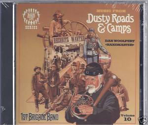 1st Brigade Band: Music from Dusty Roads & Camps