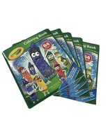 Crayola Coloring Books Set Of 5 64 Pages Each 8.5x11 Features Crayon Cre... - $19.99