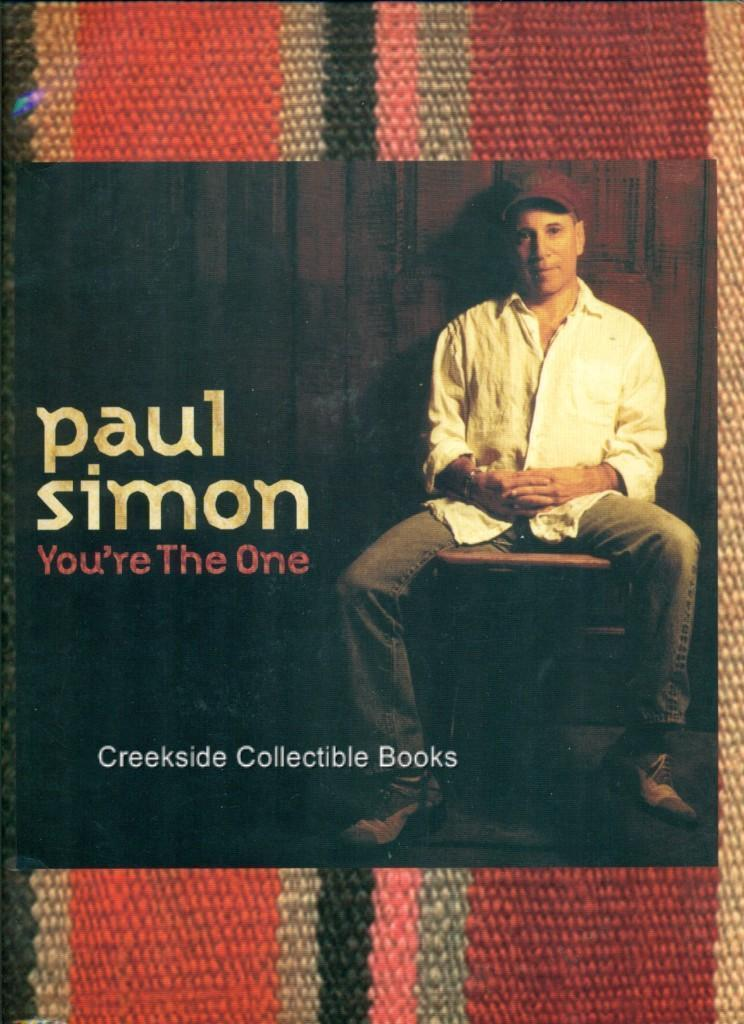 Paul simon you re the one music