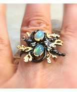 Occult Witchcraft ~ VAMPIRE PRINCESS jinn ring~Pagan Djinn VESSEL SUCCESS  - $305.98