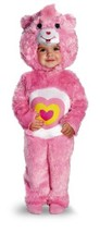 Disguise Baby Girl's Care Bears Wonderheart Bear Deluxe Costume, Pink, 2T - €33,93 EUR