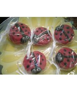 12 Ladybug Decorated Oreo Cookies - $18.00