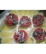 12 Ladybug Decorated Oreo Cookies - $18.00