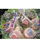 Chocolate covered oreos, regular or double stuffed - $18.00
